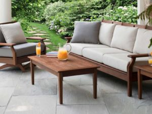 Opal Outdoor Furniture Collection